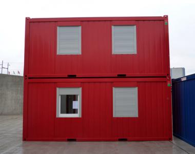 Container điều hành công trường