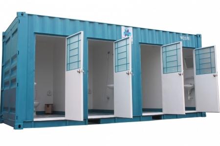 Cho thuê container nhà vệ sinh