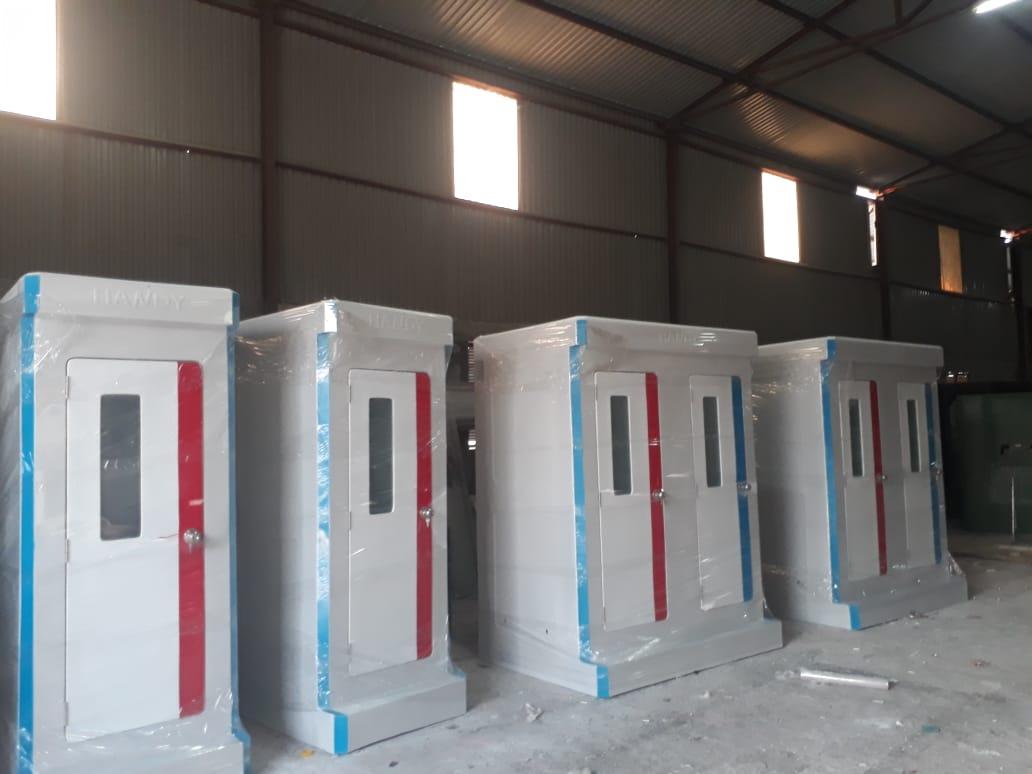 Nhà vệ sinh di động cao cấp H17.2