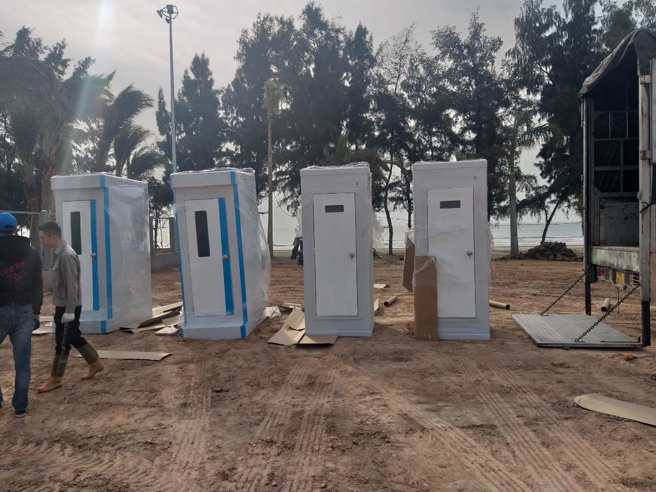 Dịch vụ cho thuê nhà vệ sinh công trường
