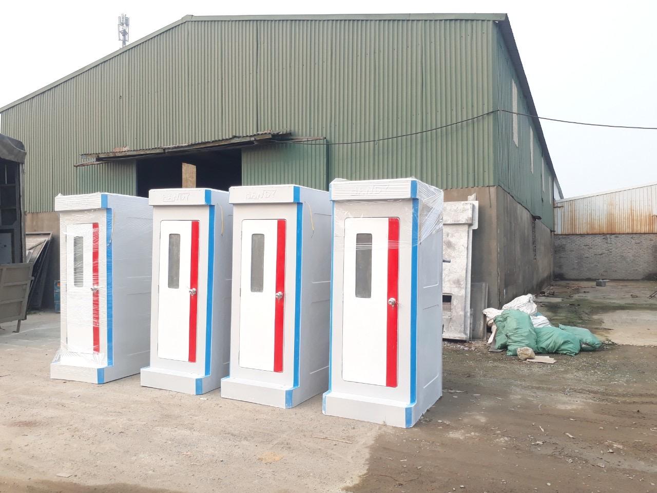 Nhà vệ sinh lưu động đơn Handy H17.2