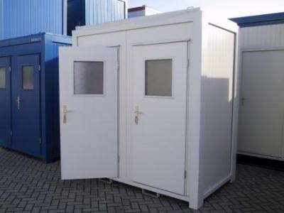 Nhà vệ sinh di động đôi