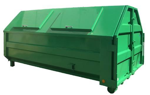 Container thu gom rác