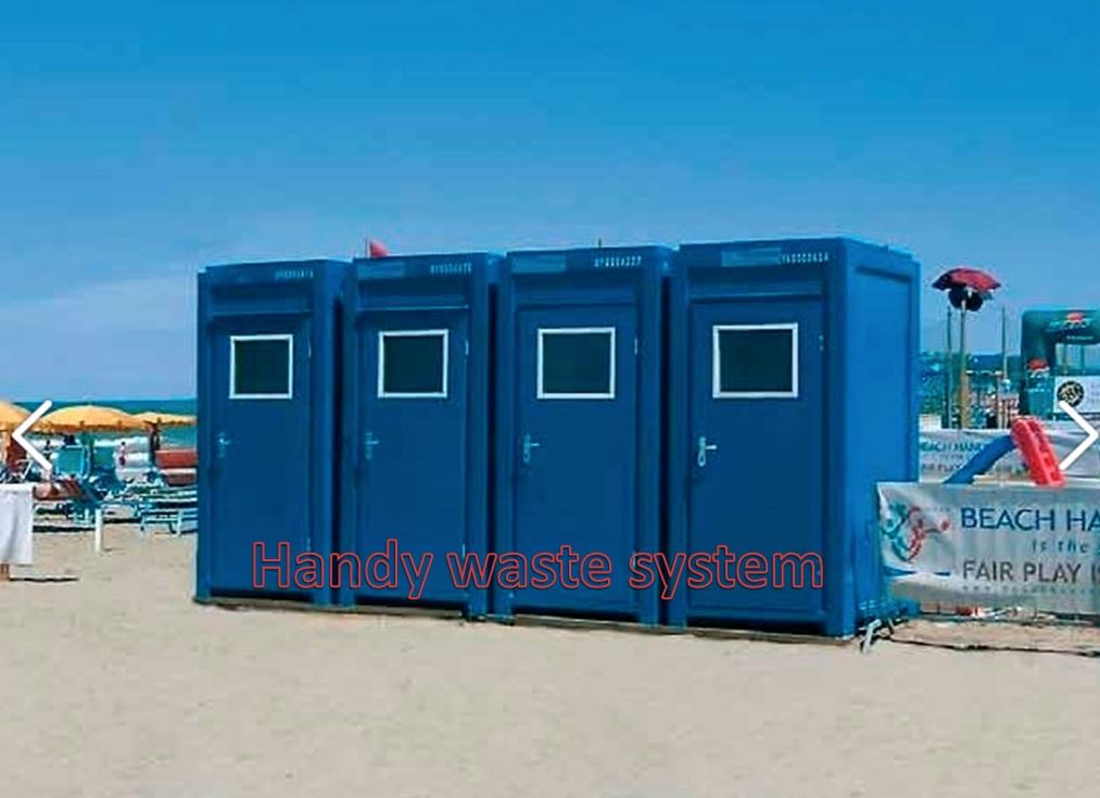 Nhà vệ sinh di động bằng thép