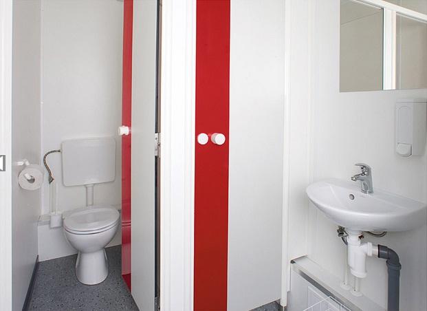 Nhà vệ sinh công cộng cao cấp