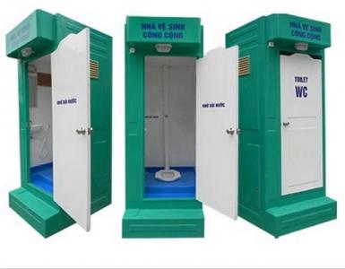 Nhà vệ sinh di động PTC