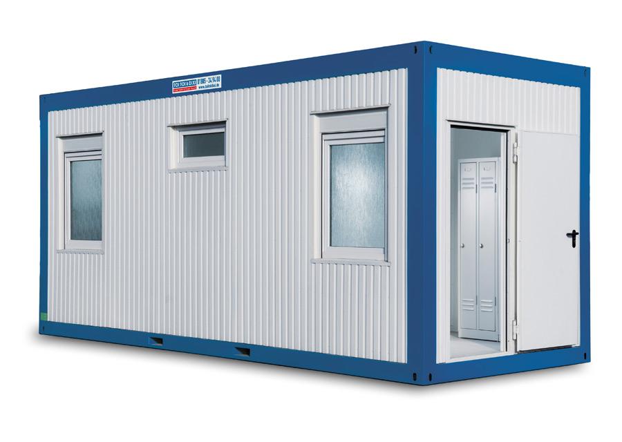 Container nhà vệ sinh công cộng