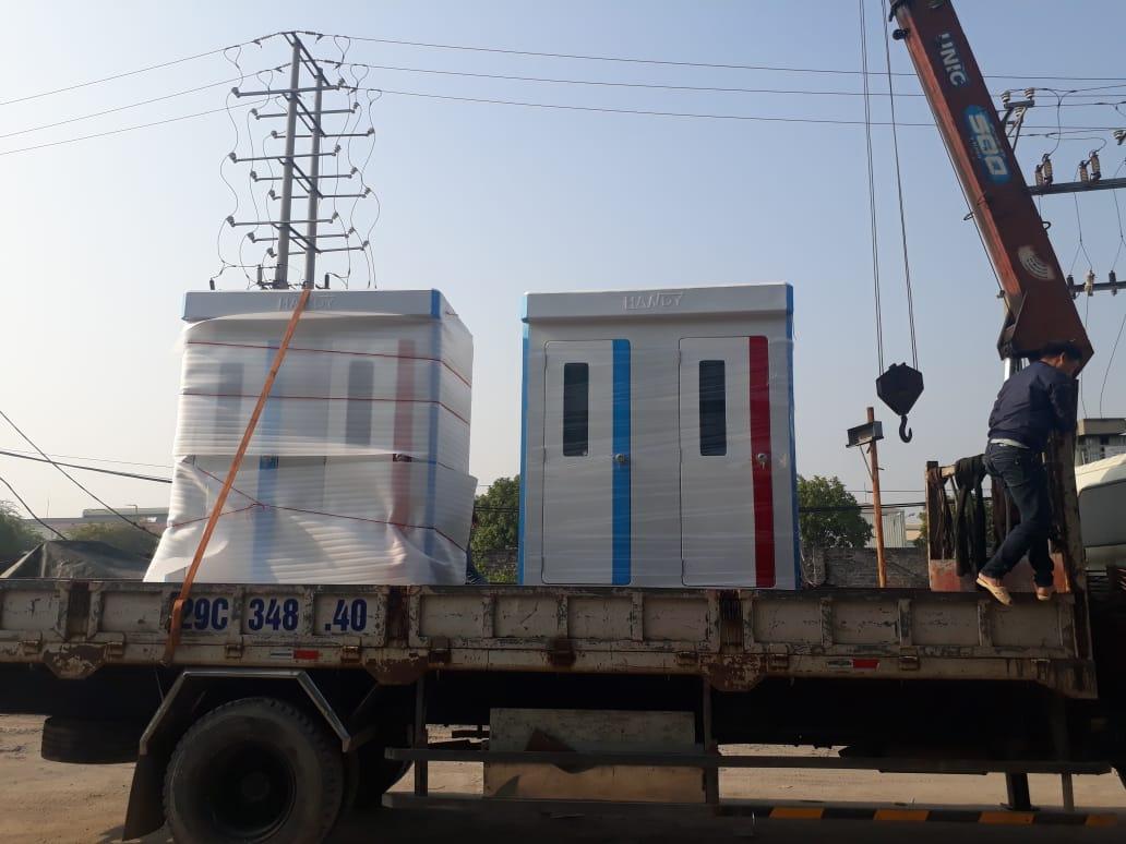 Cung cấp dịch vụ cho thuê nhà vệ sinh sự kiện trên cả nước