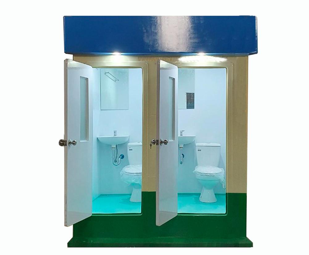Nhà vệ sinh di động môi trường VINACABIN V18.2