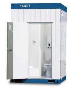 Nhà vệ sinh di động liền phòng tắm