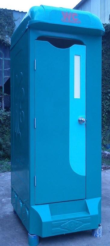 Nhà vệ sinh nguyên khối giá rẻ