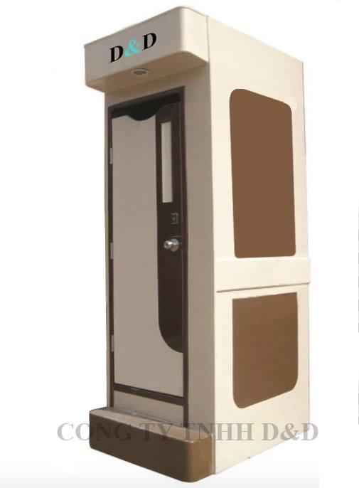 Nhà vệ sinh di động D&D