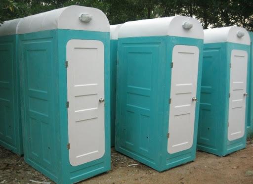 Nhà vệ sinh di động giá rẻ