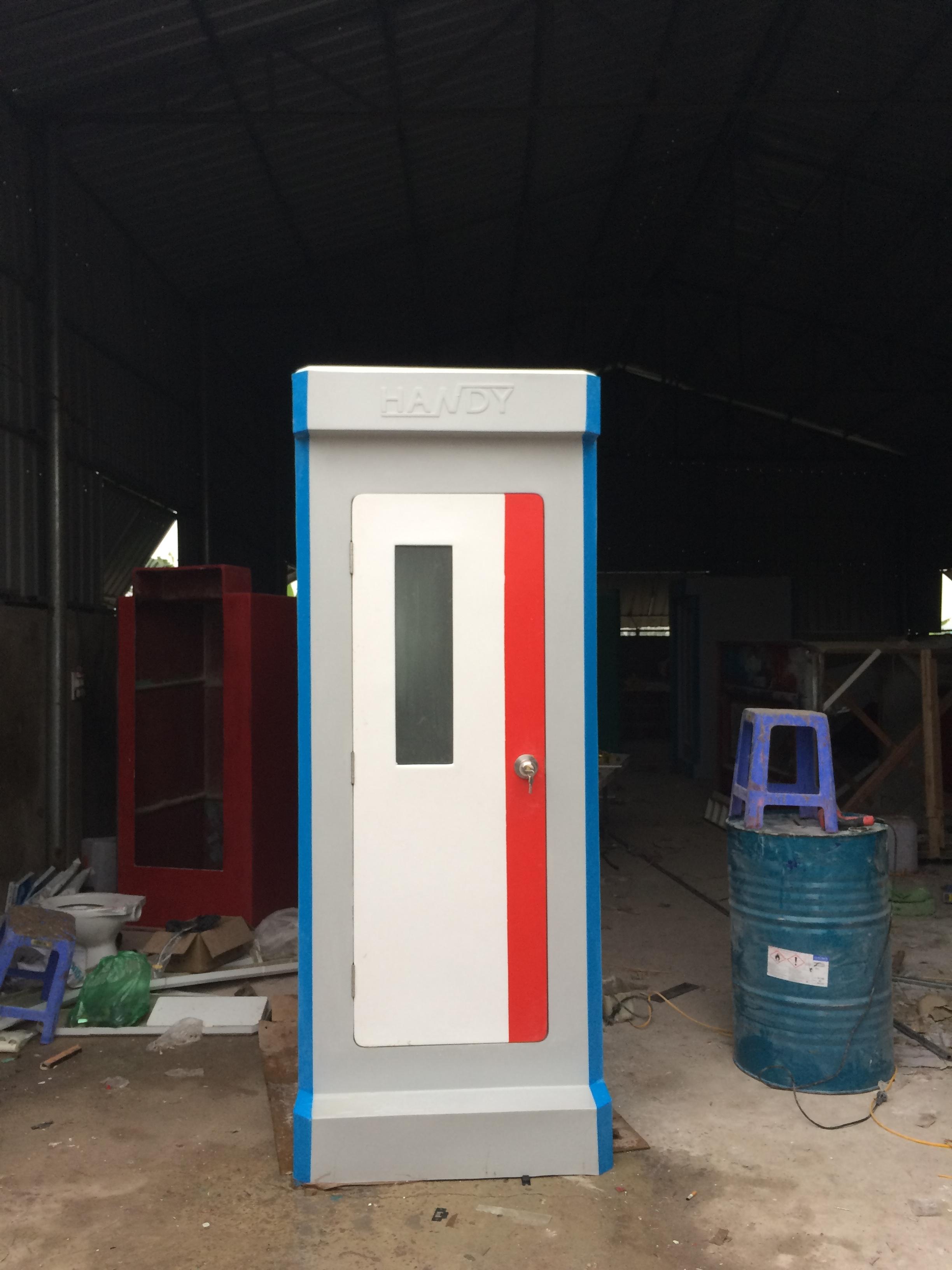 Nhà vệ sinh di động HANDY H17-2