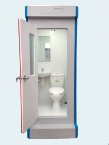 Nội thất nhà vệ sinh di động HMT17.1
