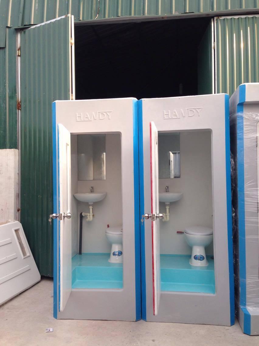 Nội thất nhà vệ sinh H17.1
