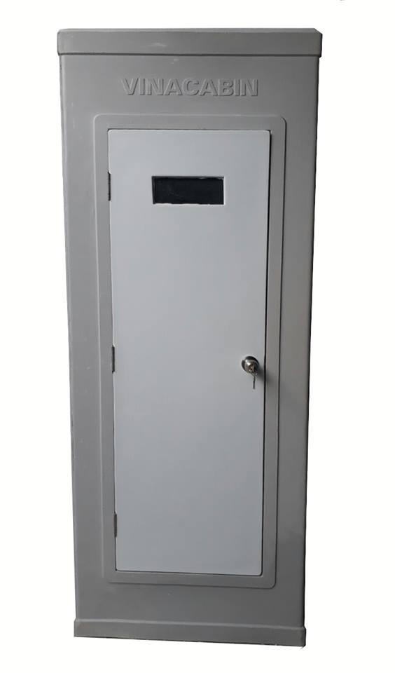 Cabin nhà vệ sinh công trường