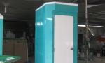 Màu sắc nhà vệ sinh di động HMT01 trước khi thay đổi