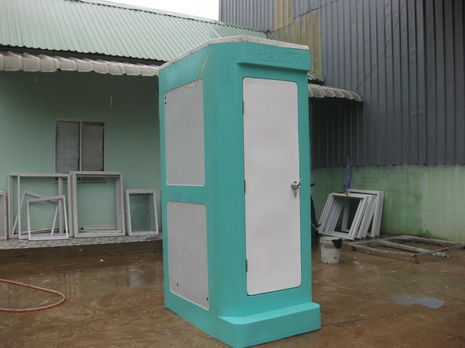 Nhà vệ sinh di động HMT01C