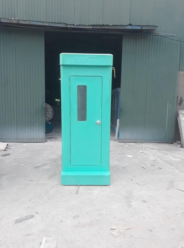 Nhà vệ sinh công trình cao cấp sản xuất theo yêu cầu