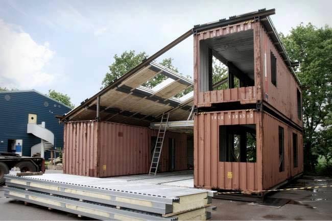 Mẫu nhà container số 50