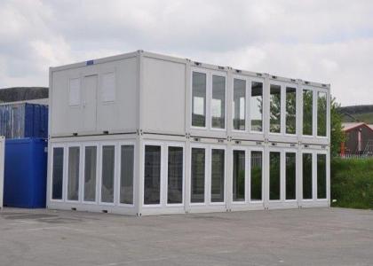 Tổ hợp nhà container di động