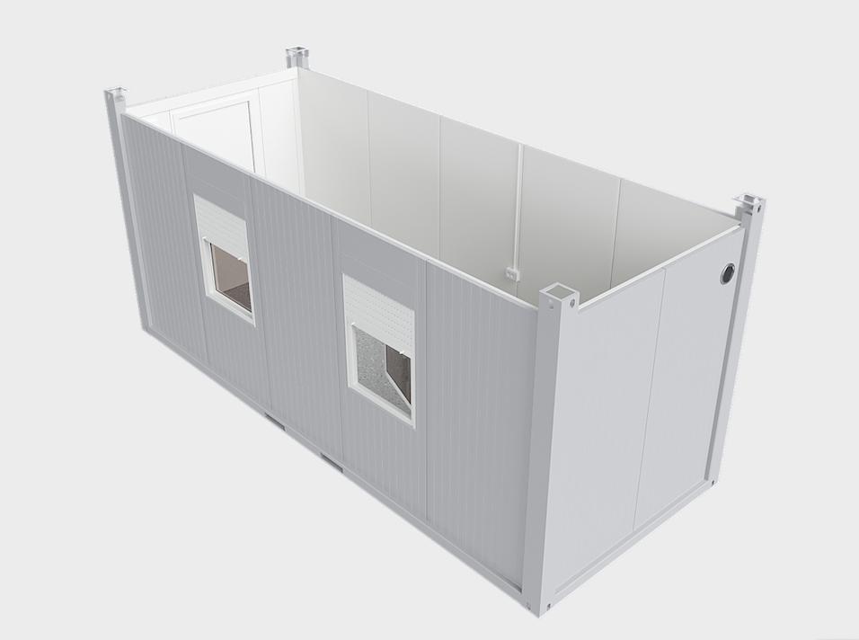 Nhà container 20 Feet