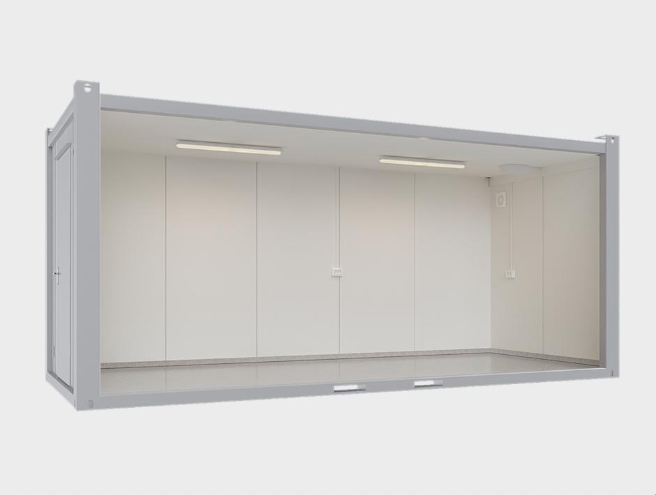 Container điều hành công trình H20F