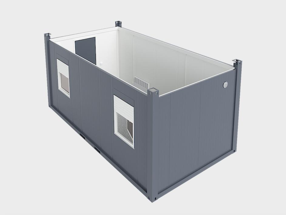 Container văn phòng 6x3m