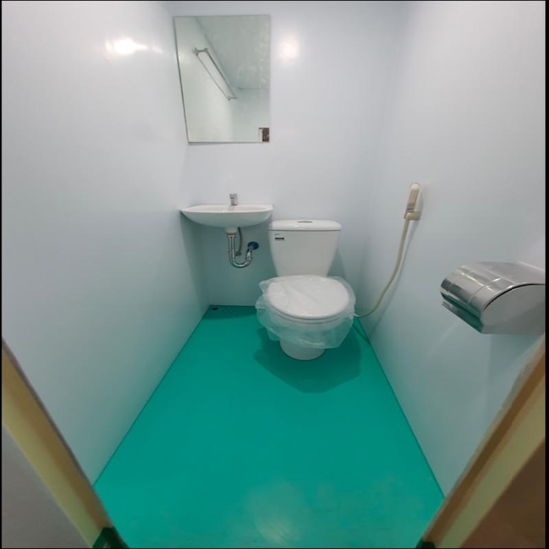 Nội thất nhà vệ sinh V18.2