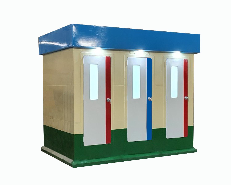 Nhà vệ sinh công cộng di động V18.3
