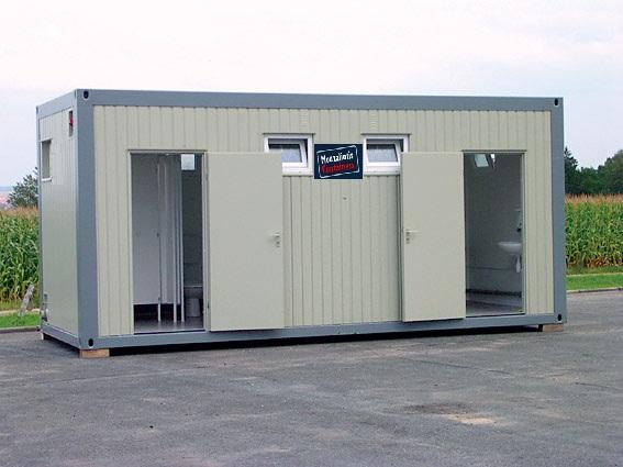 Container nhà vệ sinh di động chất lượng cao
