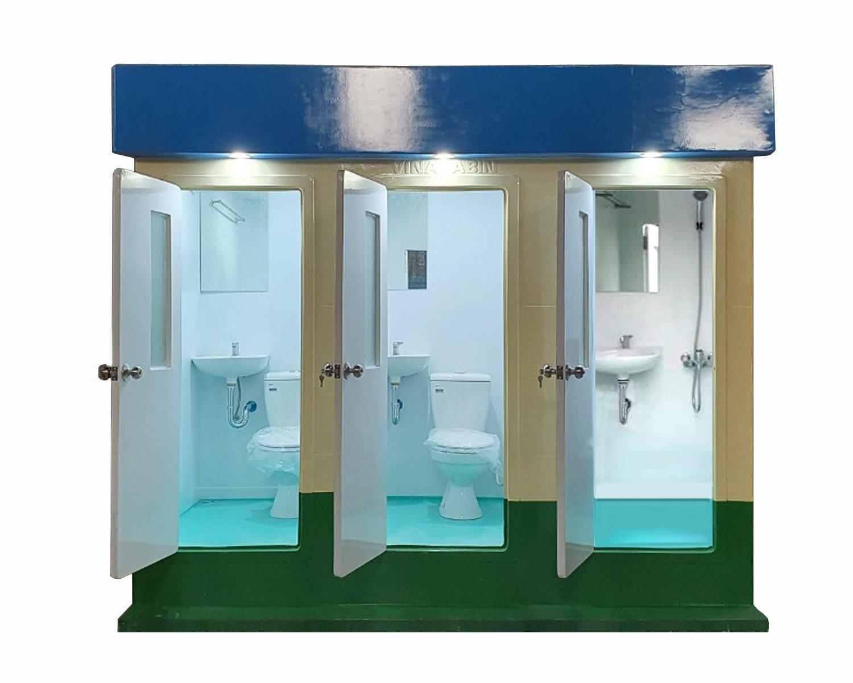Nhà vệ sinh công cộng V18.3T